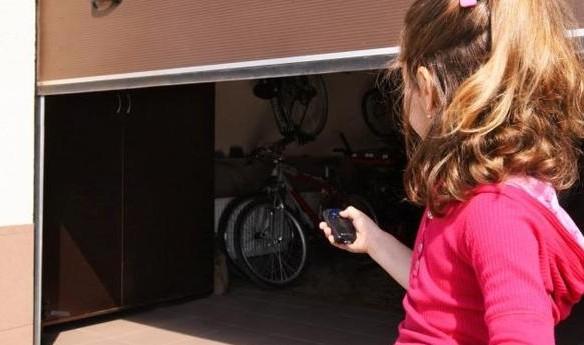 управление гаражными воротами