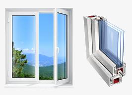 современные окна в кызыле