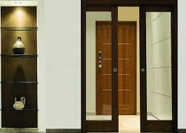 межкомнатные двери деревянные
