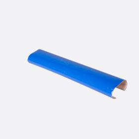 Карниз нижний, синий П,5м