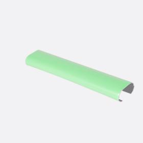 Карниз нижний, св.зеленый П,5м