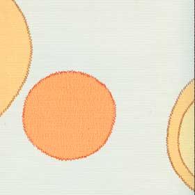 РОНДО оранжевый 195см