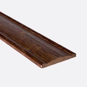 """Валанс бамбук тигровый глаз 2"""", 120см"""