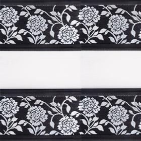 зебра ПЕРСИЯ 1908 черный, 280 см