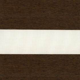 ЗЕБРА этник 2871 т. коричневый 270 см