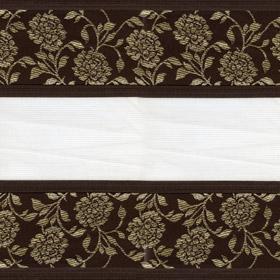 зебра ПЕРСИЯ 2870 коричневый, 280 см