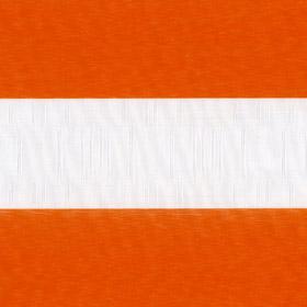 ЗЕБРА кристалл 4290 оранжевый 280 см