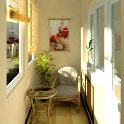 балконы Абакана