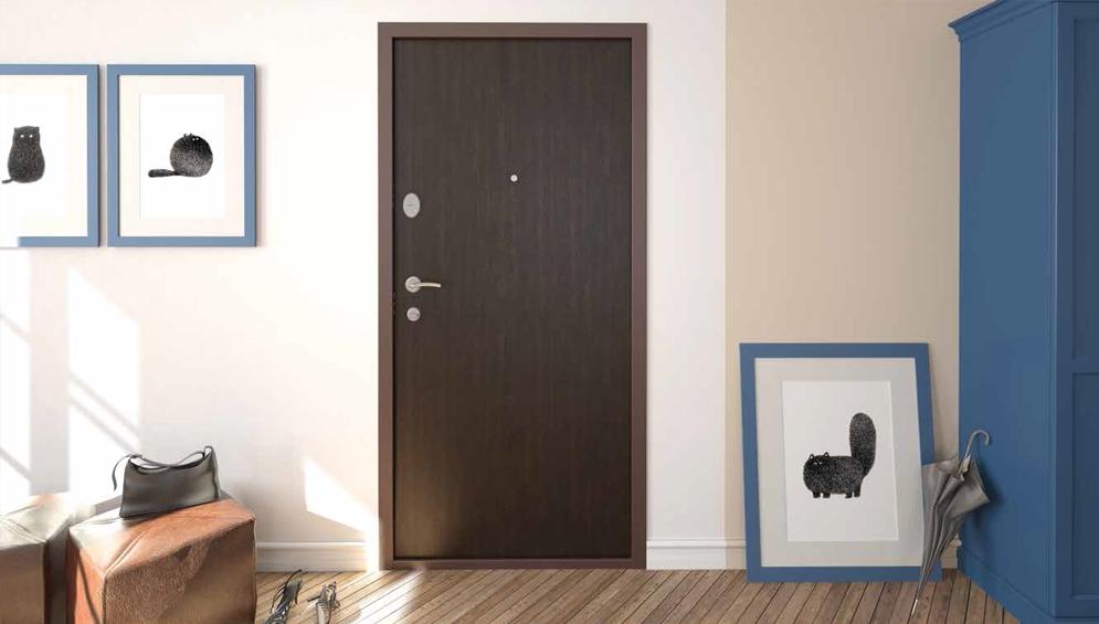 двери «Комфорт» DoorHan