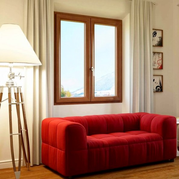 стоимость деревянного окна