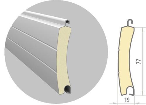 PD/77 профиль с мягким пенным наполнением